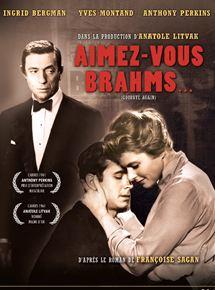 Aimez-vous Brahms ? streaming