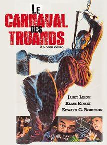 Le Carnaval des truands streaming