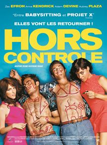 Hors contrôle streaming