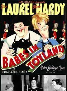 Laurel et Hardy : La marche des soldats de bois