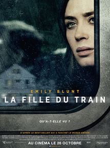 La Fille du train streaming gratuit