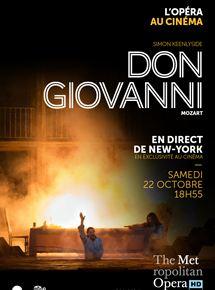 Don giovanni (Met-Pathé Live)
