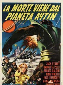 La Mort vient de la planete Aytin en streaming