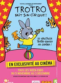 Trotro fait son cirque film 2014 allocin - Trotro fait de la musique ...