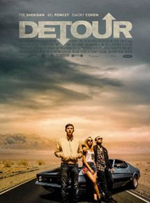 Detour streaming