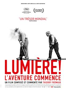 Lumière ! L'aventure commence streaming
