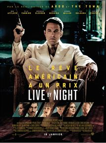 Live By Night streaming