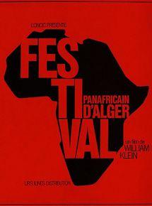 Festival panafricain d'Alger, 1969