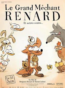 Film Le Grand Méchant Renard et autres contes Complet Streaming VF Entier Français