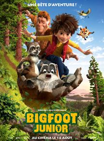 Bigfoot Junior streaming gratuit