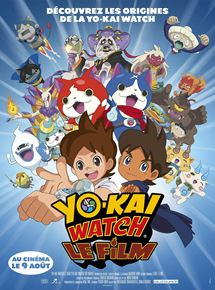Télécharger Yo-Kai Watch, le film