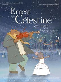 Ernest et Célestine en hiver streaming