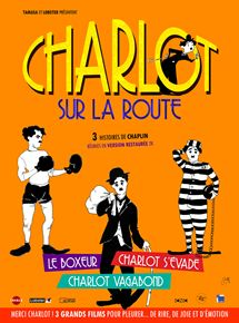 Charlot sur la route streaming