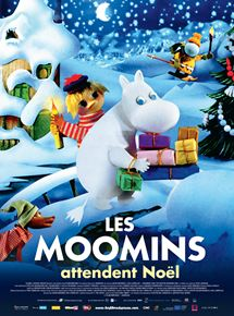 Les Moomins attendent Noël streaming gratuit