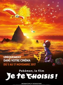 Pokémon, le film : Je te choisis ! streaming