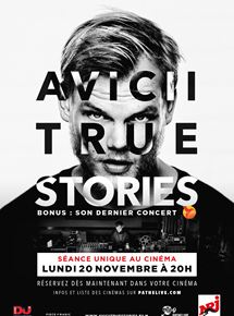 Avicii: True Stories streaming