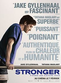 Film Stronger Complet Streaming VF Entier Français