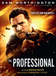 The Professional affiche