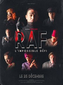 RAF, l'impossible défi