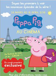 Les nouvelles aventures de Peppa Pig ! streaming gratuit