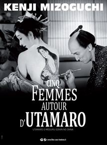 Cinq femmes autour d'Utamaro streaming