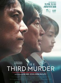 The Third Murder affiche