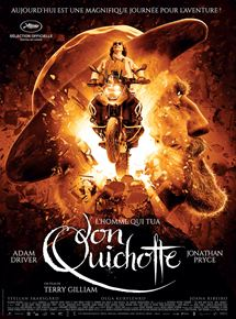 L'Homme qui tua Don Quichotte stream