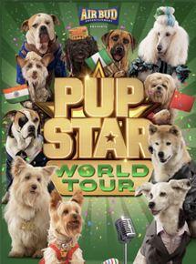 Pup Star: World Tour affiche