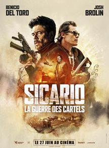 Sicario La Guerre des Cartels streaming