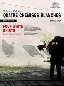 Quatre chemises blanches