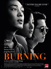 Burning streaming