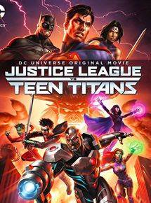 Justice League vs. Teen Titans streaming