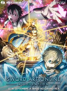 Sword Art Online – Alicization streaming