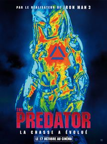 The Predator stream