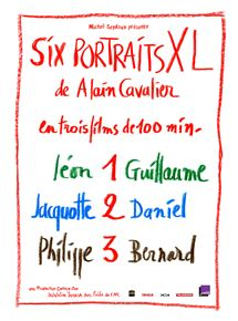 Six portraits XL : 1 Léon et Guillaume en streaming