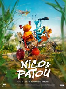 Nico et Patou streaming