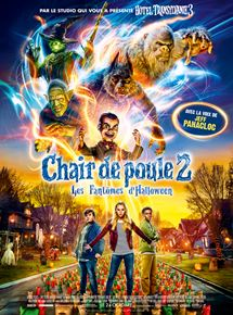 Chair de poule 2 : Les Fantômes d'Halloween streaming gratuit