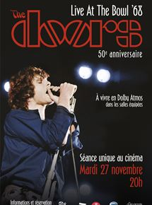The Doors - Live At The Bowl '68 (Pathé Live)