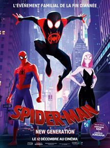 Spider-Man : New Generation streaming
