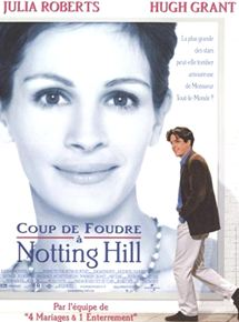 Coup de foudre à Notting Hill streaming