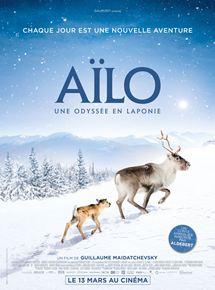 Aïlo : une odyssée en Laponie streaming