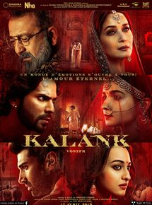 Kalank streaming