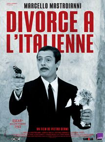 Divorce à l'Italienne streaming