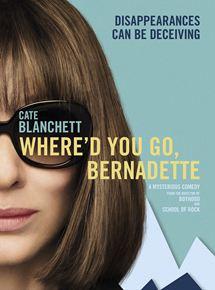 Bernadette a disparu streaming