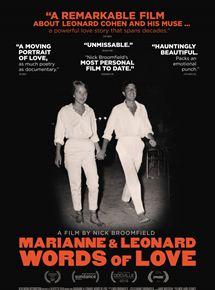Marianne & Leonard: Words Of Love streaming