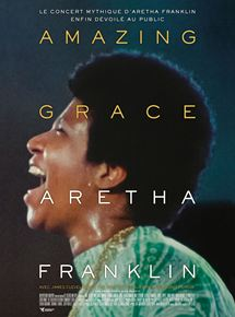 AMAZING GRACE – ARETHA FRANKLIN