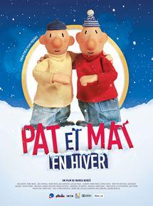 Pat et Mat en hiver streaming