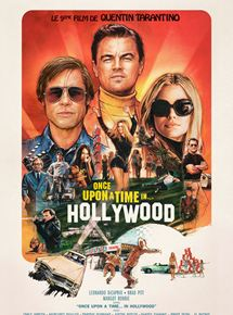Once Upon a Time… in Hollywood stream