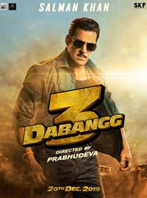Dabangg 3 streaming