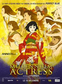 Millennium Actress streaming
